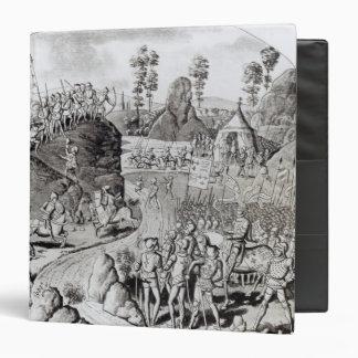 """First Expedition de rey Edward I's Carpeta 1 1/2"""""""