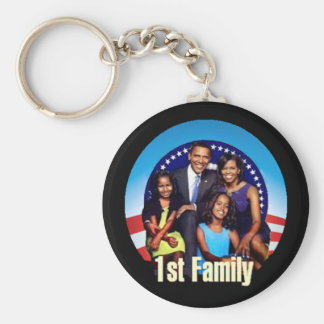 First Family Keychain