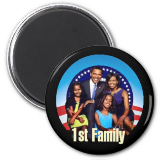 First Family Magnet