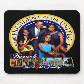 First Family Mouse Pad