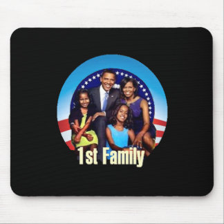 First Family Mousepad