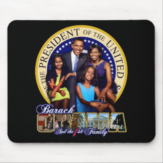 First Family Mouse Mat