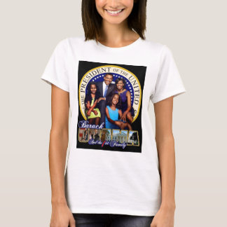 First Family Obama's T-Shirt