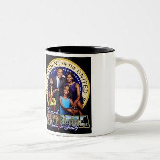 First Family Two-Tone Coffee Mug
