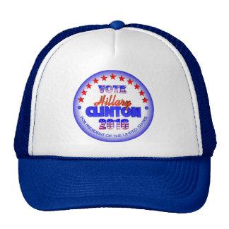 First Female President Hillary Clinton 2016 Trucker Hat