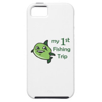 FIRST FISHING TRIP iPhone 5 COVERS