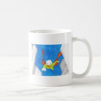 first flight3.1 classic white coffee mug