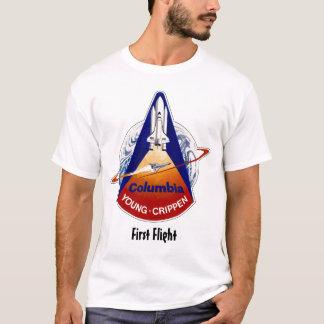First Flight Last Flight T-Shirt