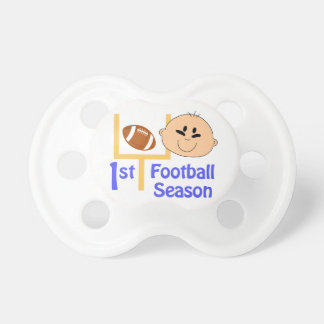 First Football Season Pacifier