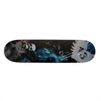 First Fright Custom Skateboard
