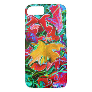 First Frost Abstract Art iPhone 8/7 Case