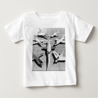 First Generation U.S. Experimental Aircraft Baby T-Shirt