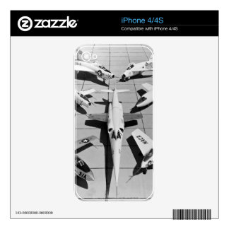 First Generation U.S. Experimental Aircraft Skins For The iPhone 4S