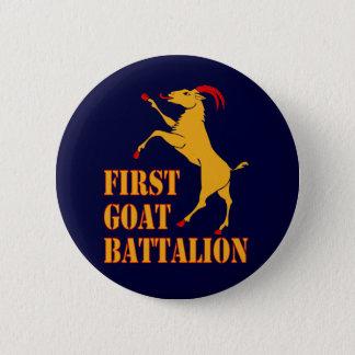 First Goat Battalion Pinback Button