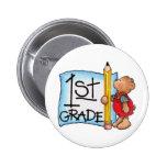 First Grade Buttons