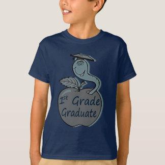 first.grade.graduate.apple T-Shirt