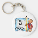 First Grade Key Chains
