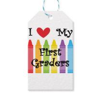 first grade teacher gift tags