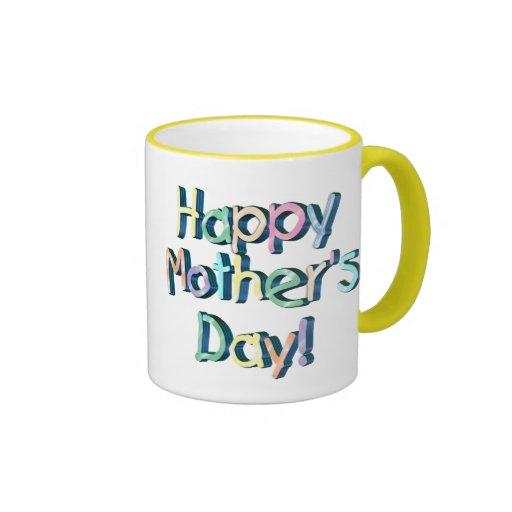 First Grader Mother's Day Mug
