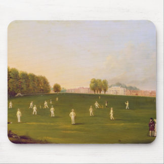 First Grand Match of cricket played by members of Mouse Pad