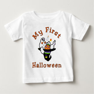 First Halloween Baby T-Shirt