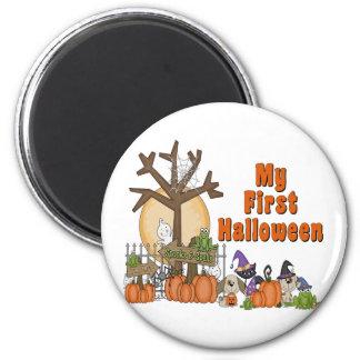 First Halloween Cute & Spooky Refrigerator Magnet