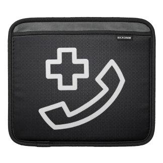 First Helplines Icon iPad Sleeves