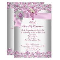 Pretty In Pink Invitations Announcements Zazzle