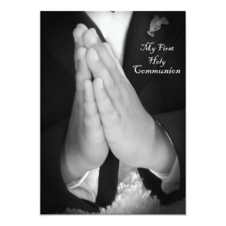 First Holy Communion 6 Invites