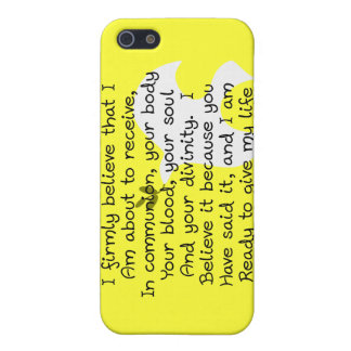First Holy Communion Day Gifts iPhone 5 Cover