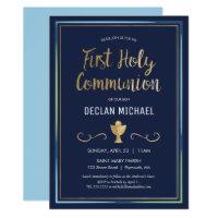 First Communion Invitations<