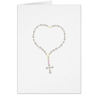 First Holy Communion Invitation Stationery Note Card