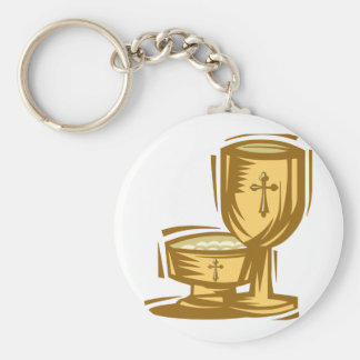 First Holy Communion Key Chains