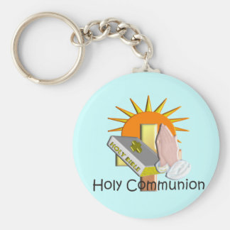First Holy Communion Kids Gifts Keychains