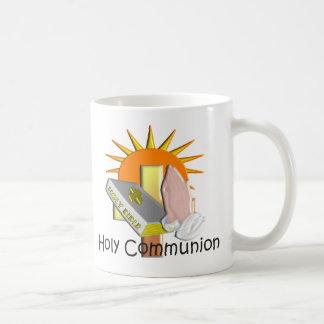 First Holy Communion Kids Gifts Classic White Coffee Mug
