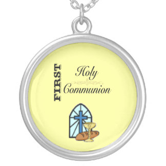 First Holy Communion Custom Necklace
