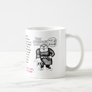 First impressions - Street scene Mug