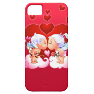 First Kiss iPhone 5 Case