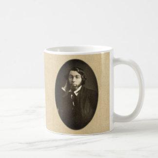 First Known Walt Whitman Portrait - Personalized Coffee Mug