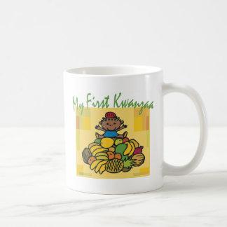 First Kwanzaa Coffee Mug