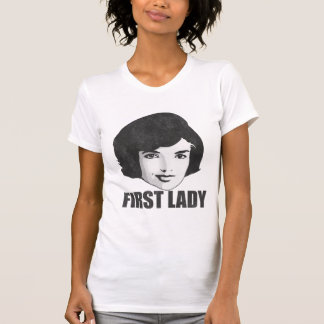 First Lady Jackie O  T-Shirt