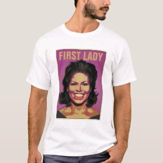 First Lady Michelle Obama - Barack Obama T-Shirt