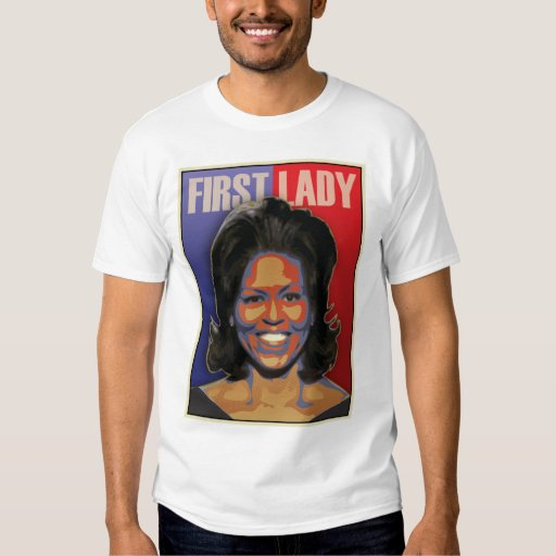 First Lady Michelle Obama Shirt