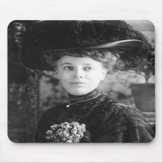 First Lady Nellie Taft Mousepads