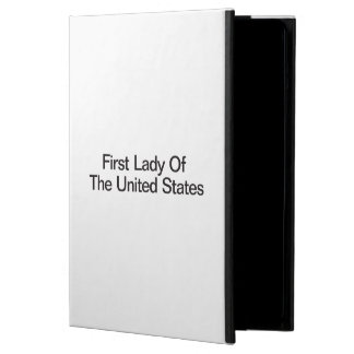 First Lady Of The United States iPad Air Covers