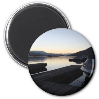 First Light 2 Inch Round Magnet