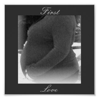 First, Love Poster