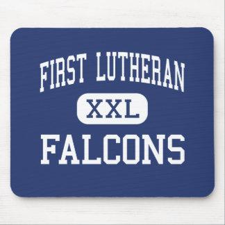 First Lutheran - Falcons - High - Sylmar Mouse Mats