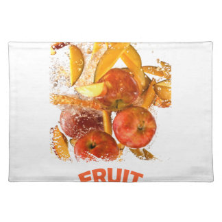 First March - Fruit Compote Day - Appreciation Day Cloth Placemat