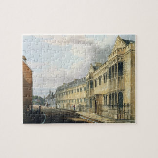 First Master's House, Harrow School, from 'History Jigsaw Puzzles